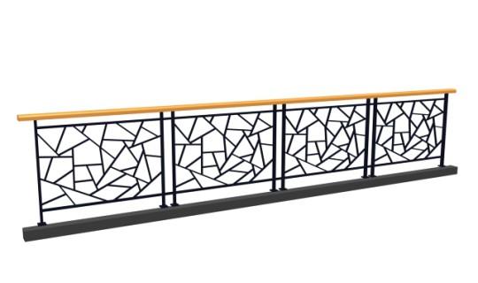gamme garde corps portfolio atelier fer metallerie. Black Bedroom Furniture Sets. Home Design Ideas